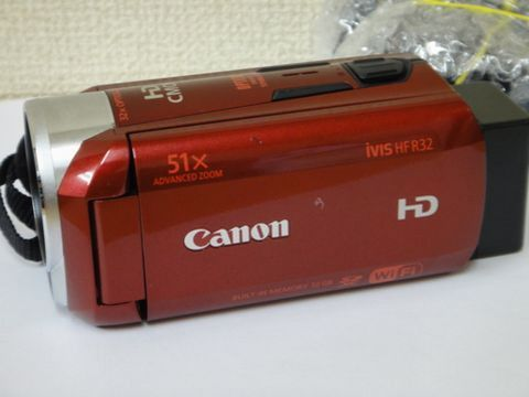 Canon-iVIS-HF-R32