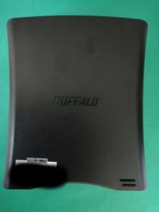 BUFFALO-HD-CL1.0TU 開封シール