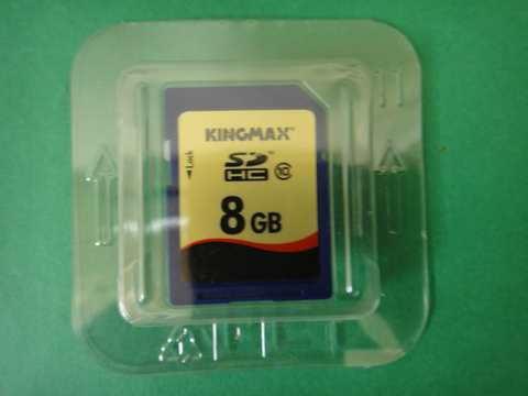 KINGMAX-SDHC-8GB