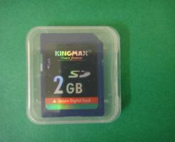 KINGMAX-SD-2GB