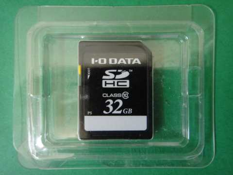 io-data-sd32gb